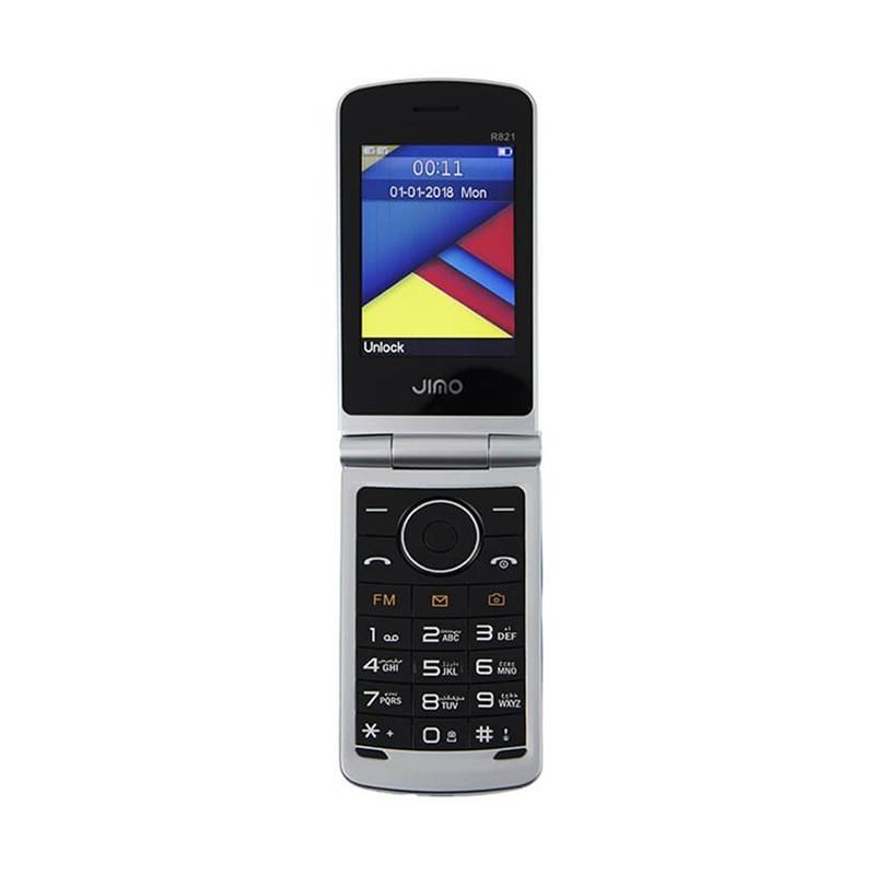 گوشی موبایل جیمو مدل R821 دو سیم کارت