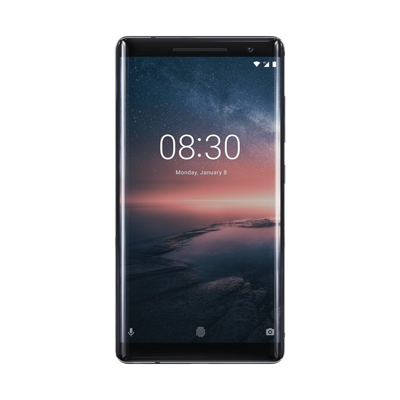 گوشی موبایل نوکیا مدل Nokia 8 Sirocco تک سیم کارت ظرفیت 128 گیگابایت