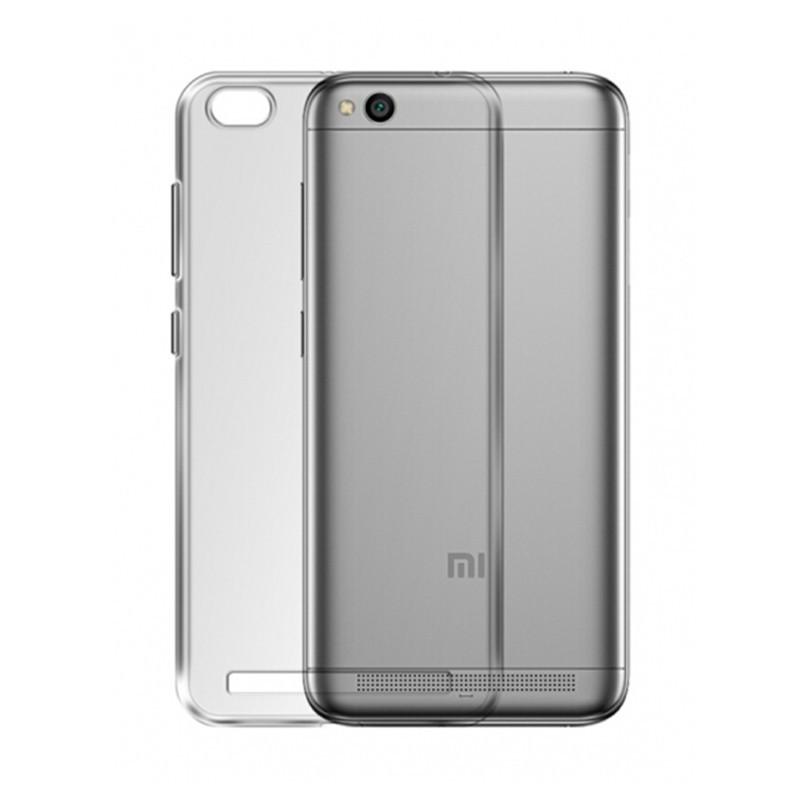 کاور ژله ای شیائومی برای گوشی موبایل MI Redmi 5A