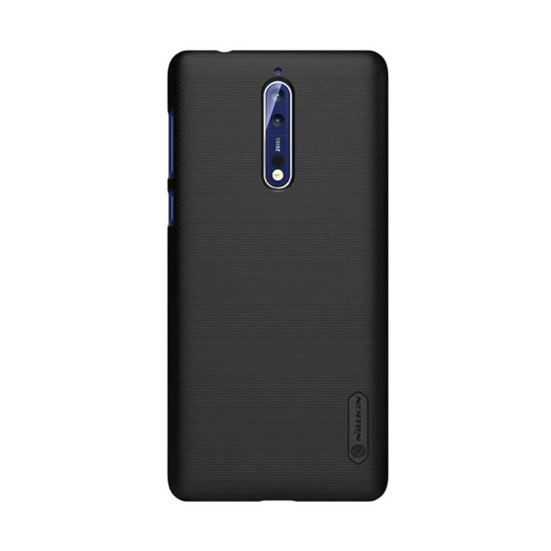 کاور نیلکین مدل Super Frosted Shield مناسب برای گوشی موبایل Nokia 8
