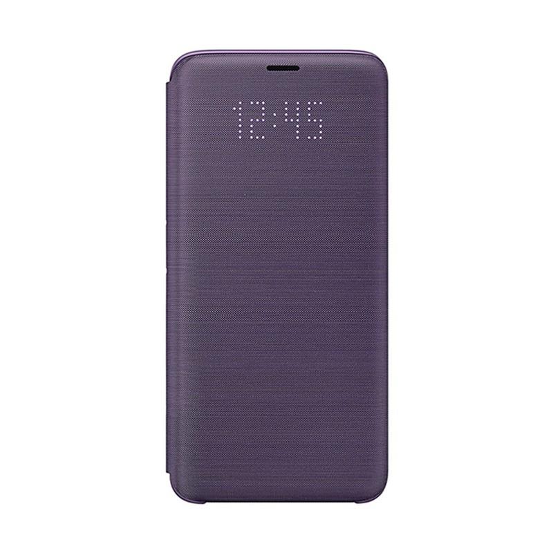 قاب کیفی سامسونگ مدل LED Flip Cover برای گوشی Galaxy S9 Plus