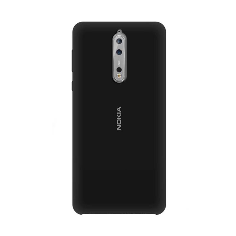 کاور سیلیکونی برای گوشی موبایل Nokia 8