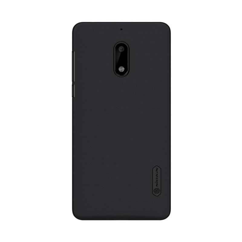 کاور نیلکین مدل Super Frosted Shield مناسب برای گوشی موبایل Nokia 6