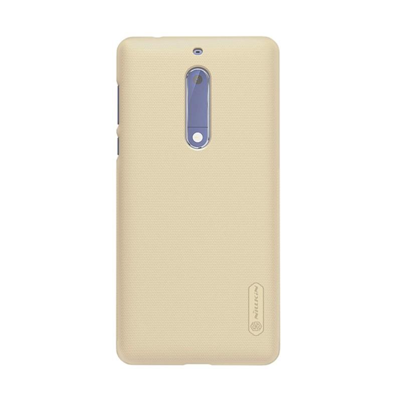 کاور نیلکین مدل Super Frosted Shield مناسب برای گوشی موبایل Nokia 5