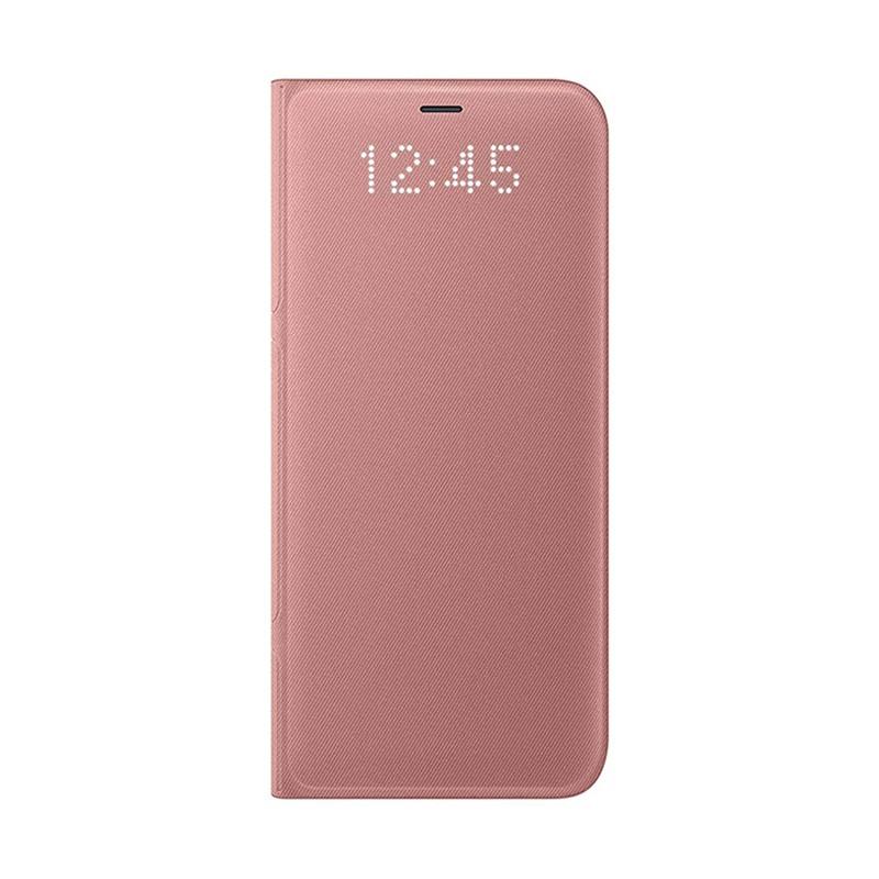 قاب کیفی سامسونگ مدل LED Flip Cover برای گوشی Galaxy S8