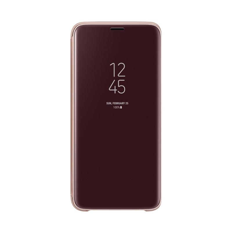 کیف هوشمند سامسونگ مدل Clear View Standing برای گوشی Galaxy S9
