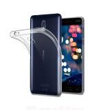 کاور ژله ای مدل Soft Gel Clear برای گوشی موبایل Nokia 3