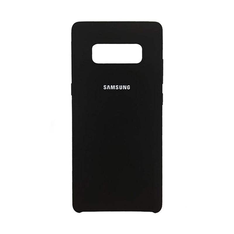 کاور سامسونگ مدل Silicone برای گوشی موبایل Galaxy Note 8
