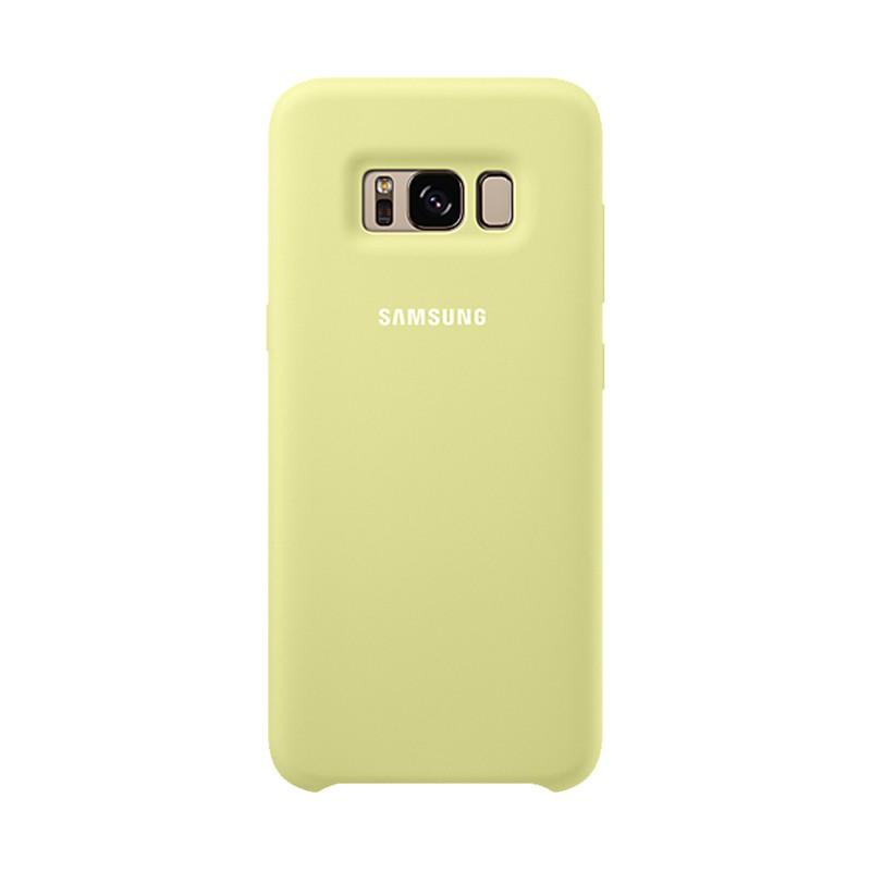 کاور سامسونگ مدل Silicone برای گوشی موبایل Galaxy S8