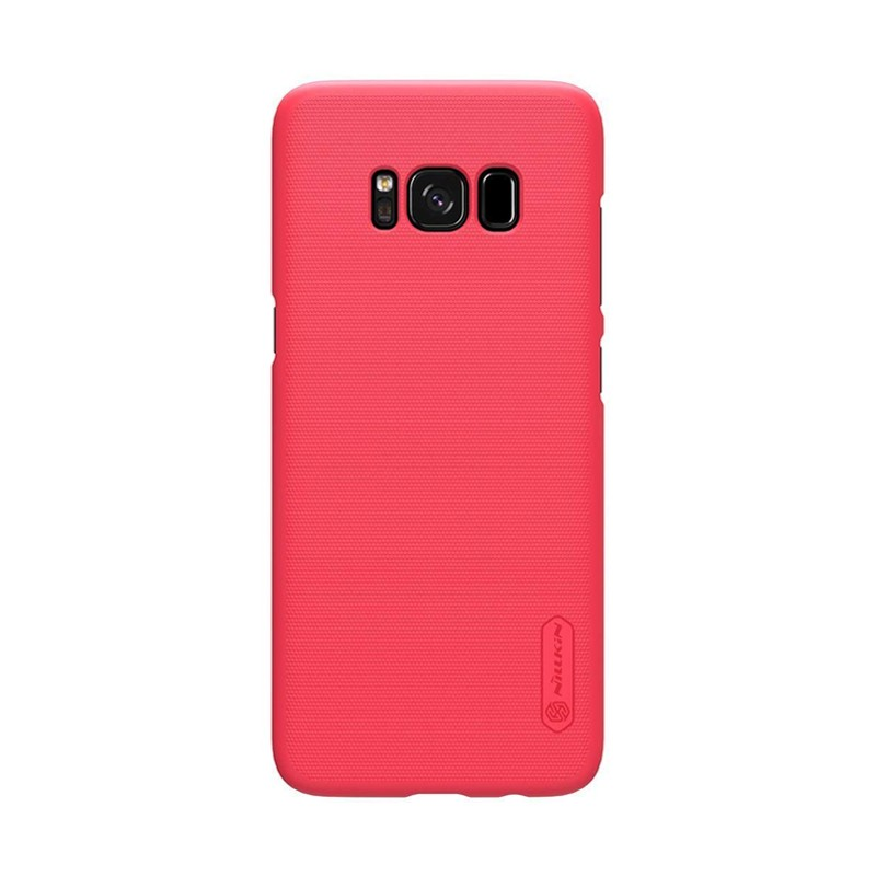 کاور نیلکین مدل Super Frosted Shield مناسب برای گوشی موبایل Samsung Galaxy S8