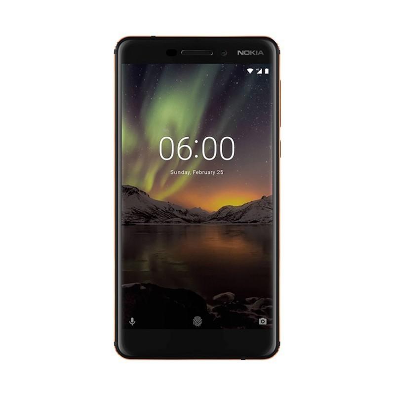 گوشی موبایل نوکیا مدل 1.Nokia 6 دو سیم کارت ظرفیت 64 گیگابایت