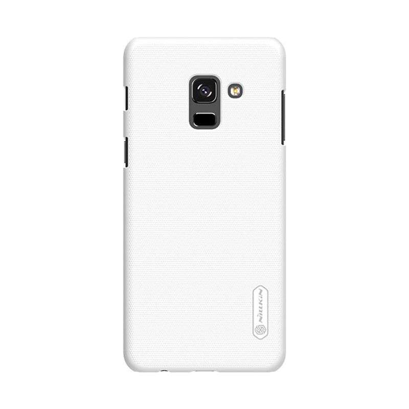 کاور نیلکین مدل Super Frosted Shield برای گوشی موبایل Samsung Galaxy A8