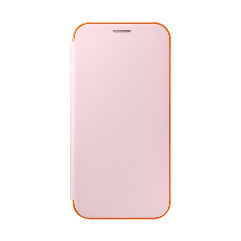قاب کیفی سامسونگ مدل Neon Flip Cover برای گوشی Galaxy A7 (2017)