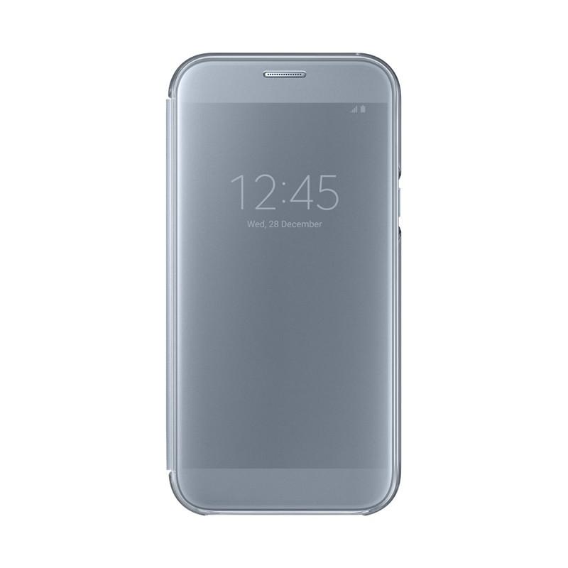 کیف هوشمند سامسونگ مدل Clear View برای گوشی (2017) Galaxy A7