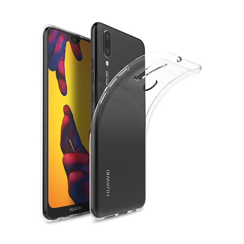 کاور ژله ای برای گوشی موبایل (Huawei Nova 3E (P20 Lite
