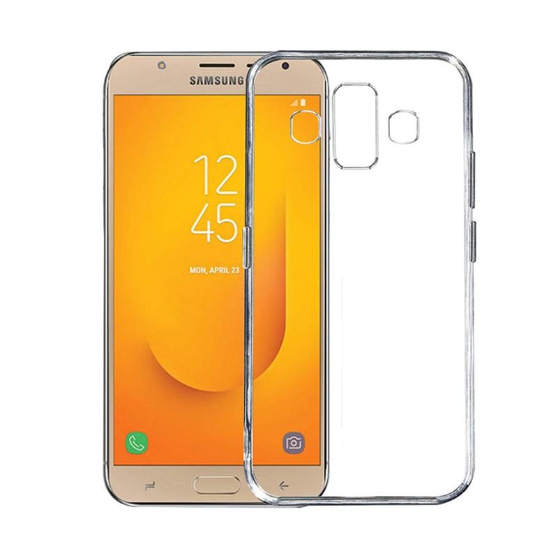 کاور ژله ای برای گوشی موبایل Galaxy J7 Duo