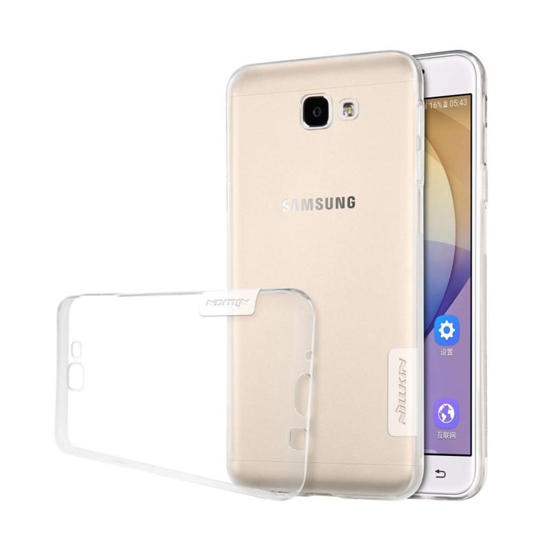 کاور ژله ای برای گوشی موبایل Galaxy J5 Prime