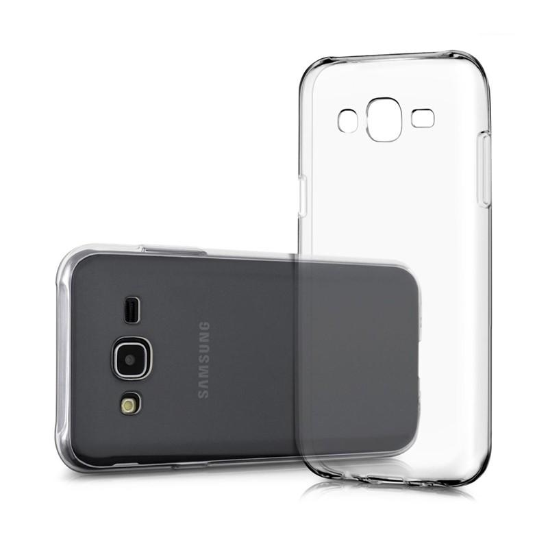 قاب ژله ای برای گوشی موبایل Galaxy J1 Mini Prime