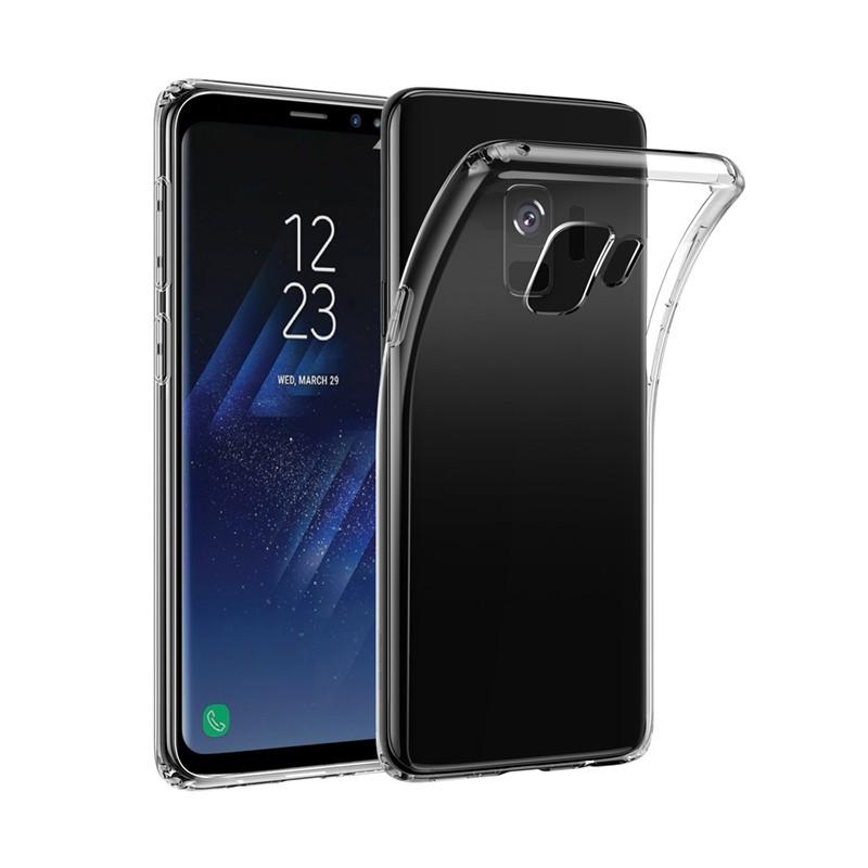 کاور ژله ای برای گوشی موبایل Galaxy A8 Plus