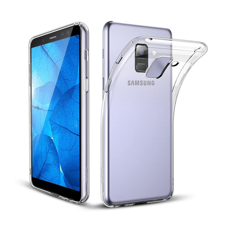 قاب ژله ای برای گوشی موبایل Galaxy A8 (2018)