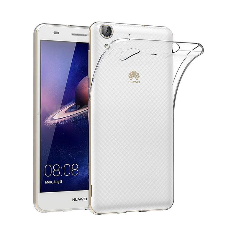 کاور ژله ای برای گوشی موبایل (Huawei Y7 Prime (2018