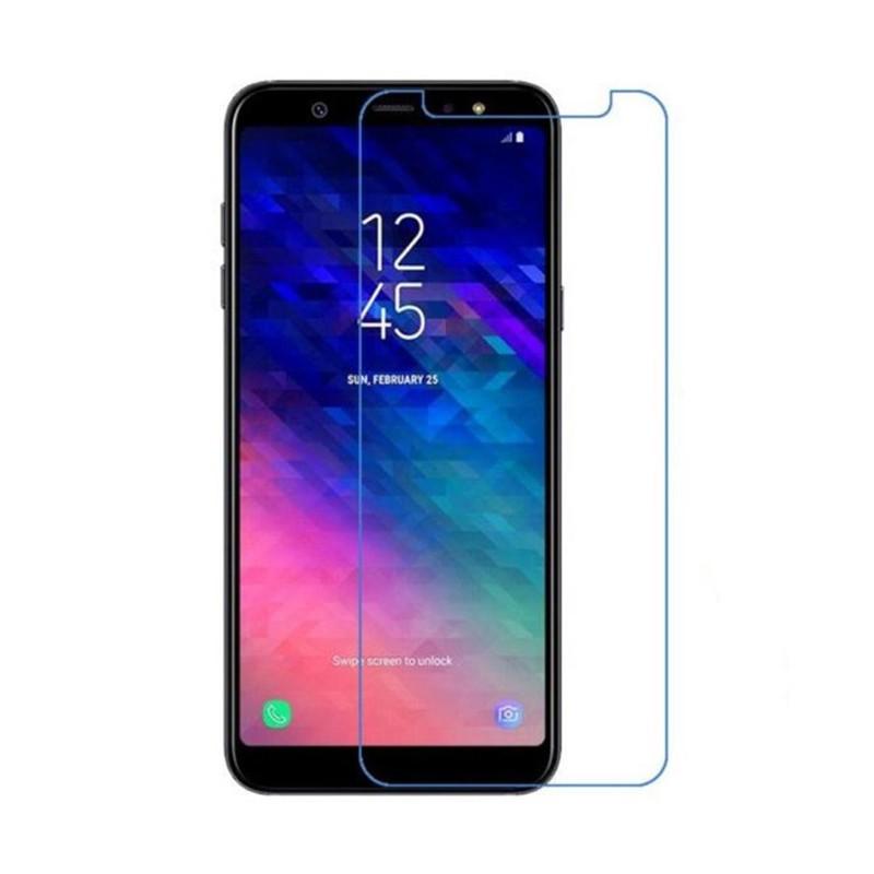 گلس Screen Protector برای گوشی موبایل سامسونگ Galaxy A6 Plus