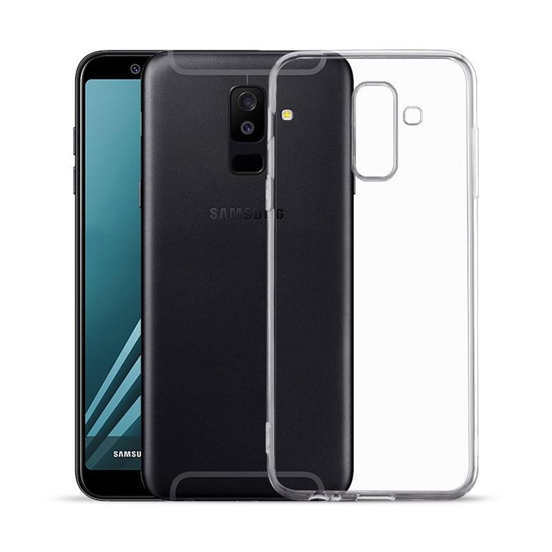 کاور ژله ای برای گوشی موبایل Galaxy A6 Plus