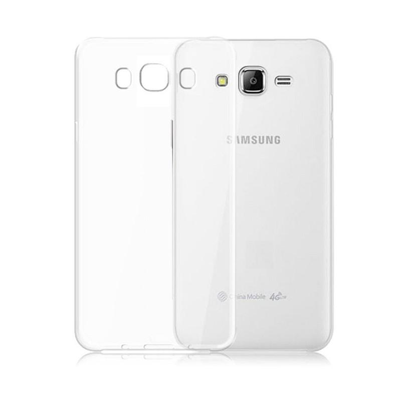 کاور ژله ای برای گوشی موبایل Galaxy J7 Core