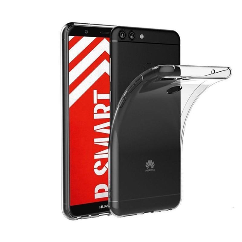 کاور ژله ای برای گوشی موبایل Huawei P smart