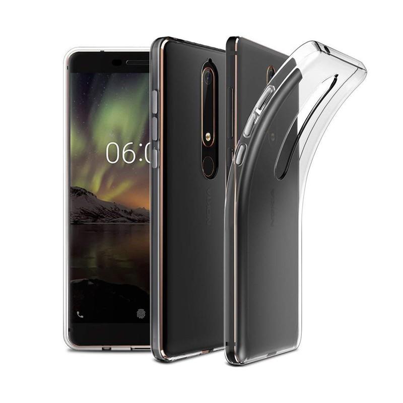 کاور ژله ای برای گوشی موبایل Nokia 6.1