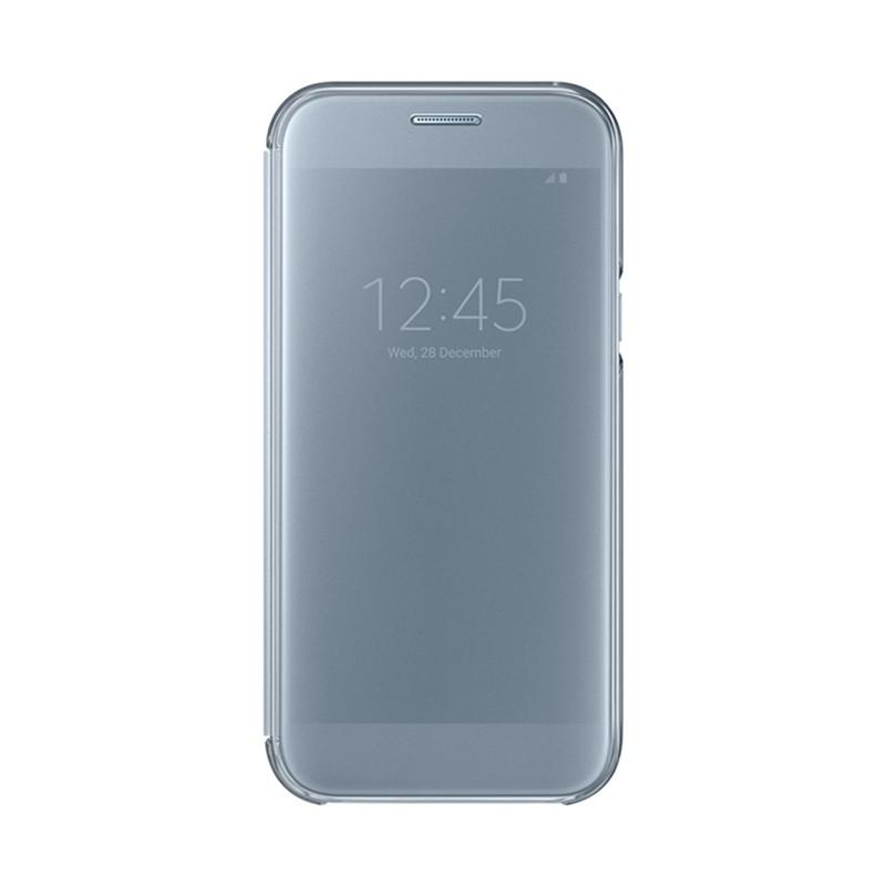 کیف هوشمند سامسونگ مدل Clear View برای گوشی (2017) Galaxy A5