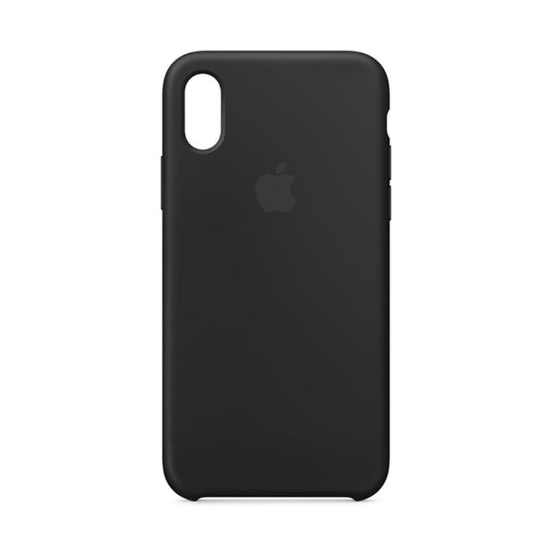 کاور سیلیکونی برای گوشی موبایل Apple iphone X