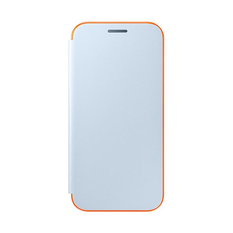قاب کیفی سامسونگ مدل Neon Flip Cover برای گوشی (2017) Galaxy A3