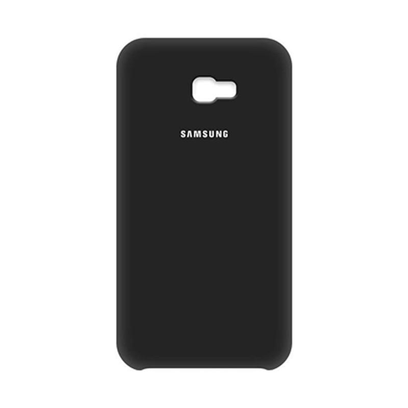 کاور سیلیکونی مناسب برای گوشی موبایل (2017) Samsung Galaxy A5