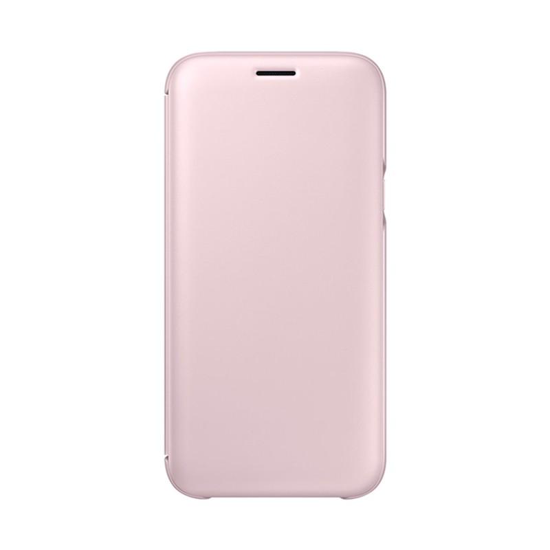 قاب کیفی سامسونگ مدل Wallet برای گوشی موبایل Galaxy J5 (2017) Pro