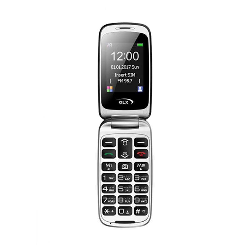 گوشی موبایل جی ال ایکس مدل F5 دو سیم کارت