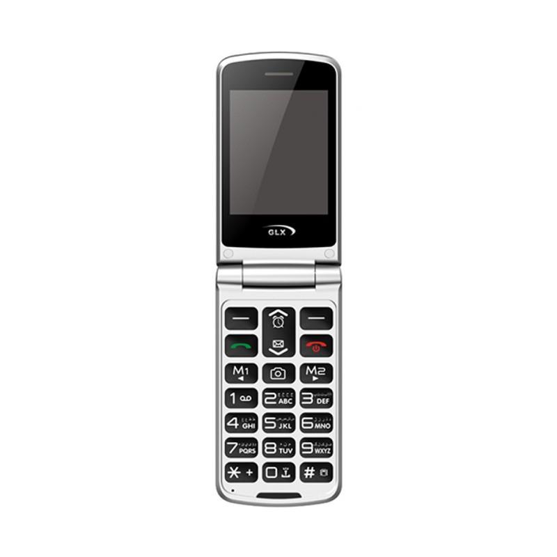 گوشی موبایل جی ال ایکس مدل F6 دو سیم کارت