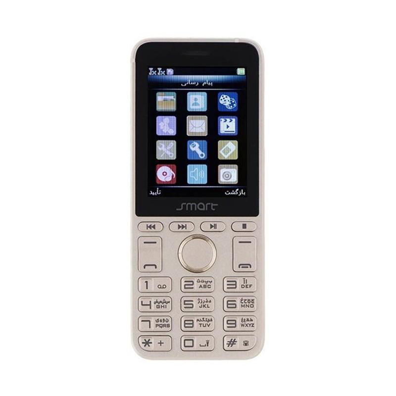 گوشی موبایل اسمارت مدل Quick E2488 دو سیم کارت ظرفیت 8 گیگابایت