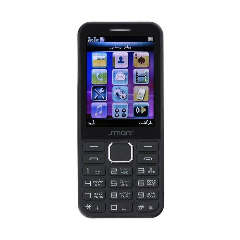 گوشی موبایل اسمارت مدل B-365 Bar دو سیم کارت ظرفیت 32 مگابایت