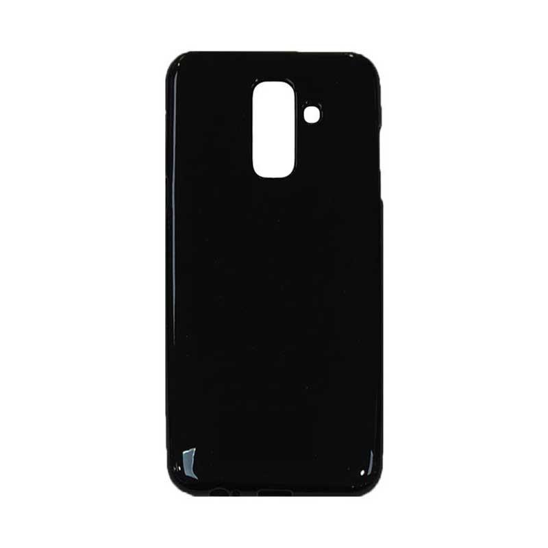 کاور ژله ای مدل رنگی برای گوشی موبایل (2018) Samsung Galaxy A6 Plus