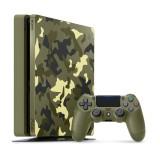 کنسول بازی سونی مدل Playstation 4 Slim Call Of Duty کد Region 2 CUH-2116B ظرفیت 1 ترابایت به همراه بازی