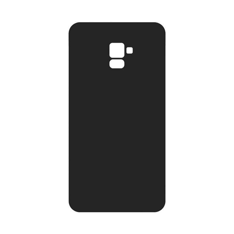 کاور ژله ای رنگی برای گوشی موبایل (2018) Samsung Galaxy A8