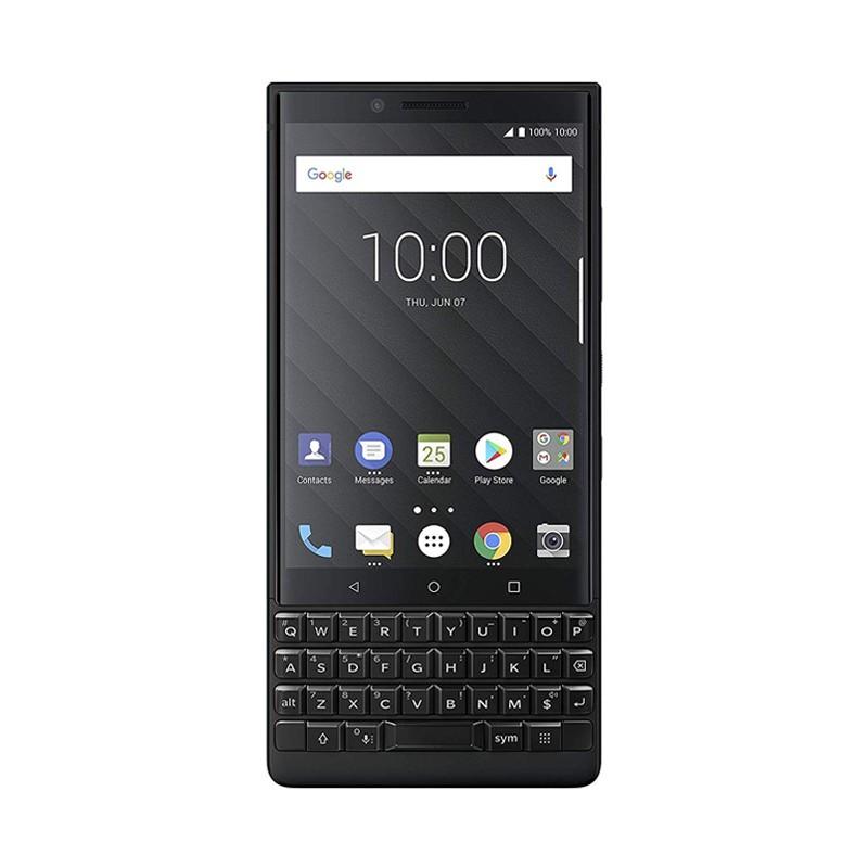 گوشی موبایل بلک بری مدل KEY2 دو سیم کارت ظرفیت 128 گیگابایت