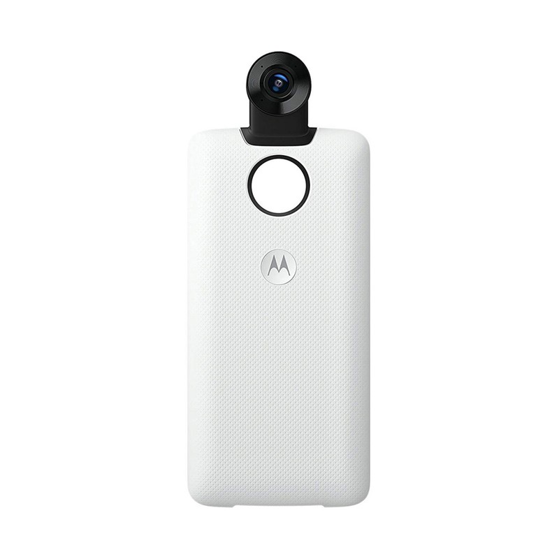 ماژول موتورولا مدل Moto Mods 360 Camera مناسب برای گوشی های موتورولا سری Moto Z