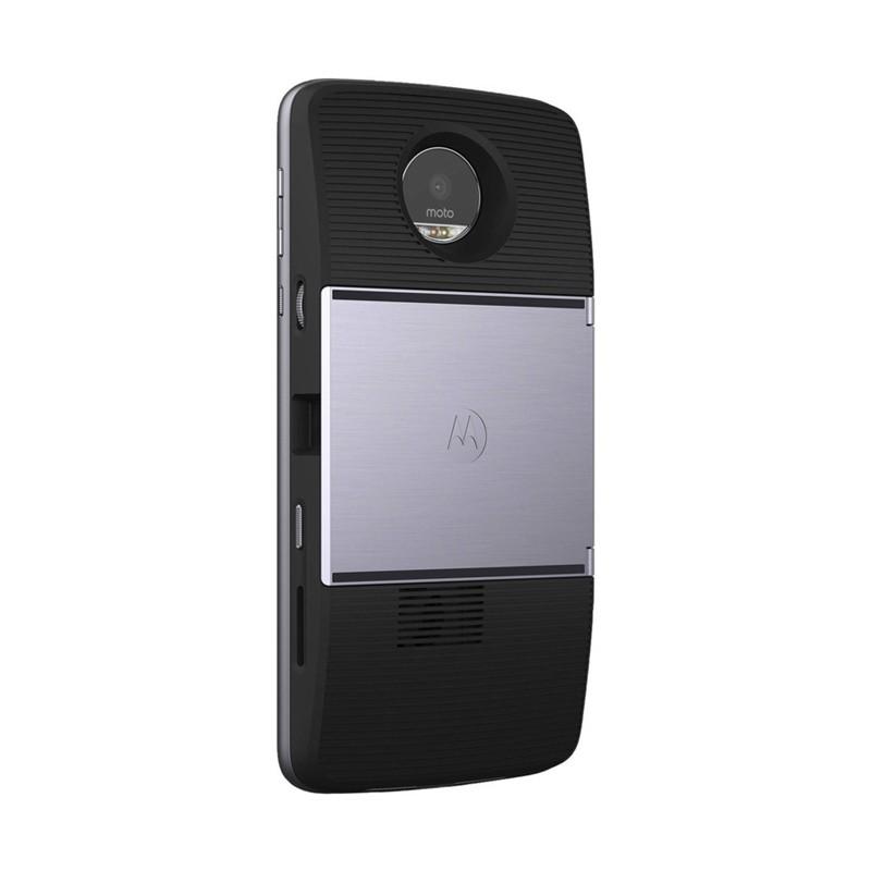 گوشی موبایل موتورولا مدل Moto Z به همراه ماژول پروژکتور موتورولا مدل Insta Share Projector