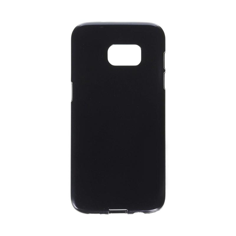 کاور ژله ای مدل رنگی برای گوشی موبایل Samsung Galaxy S7 Edge