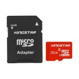 کارت حافظه MicroSDHC کینگ استار کلاس 10 استاندارد UHS-I U1 ظرفیت 32 گیگابایت
