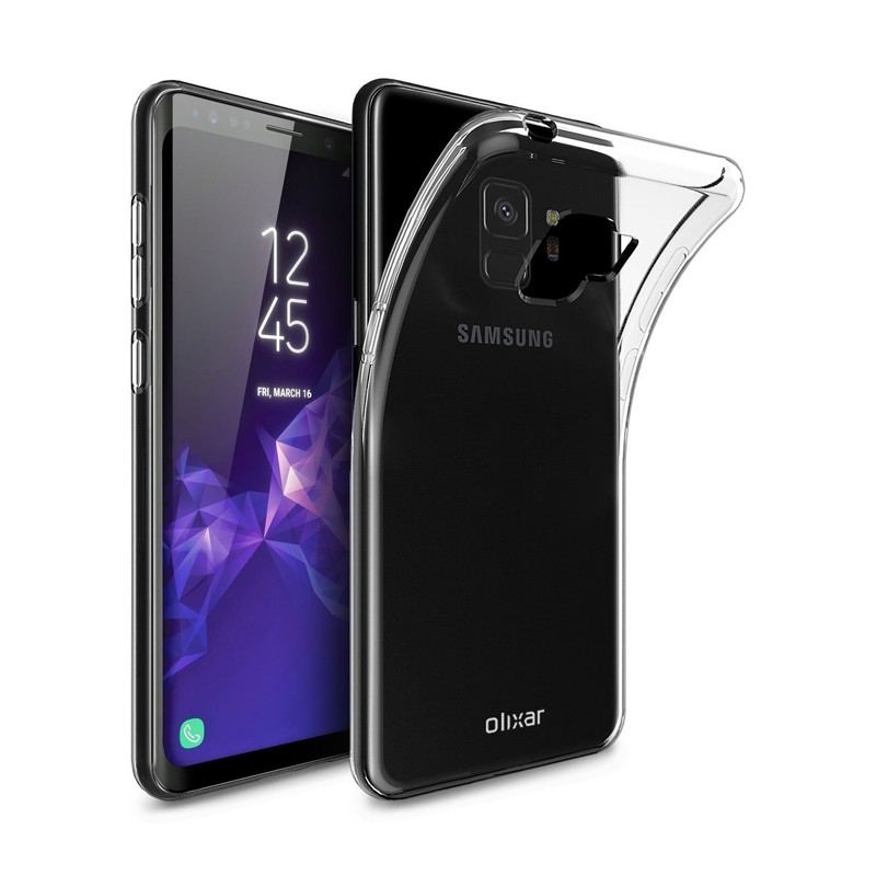 کاور ژله ای برای گوشی موبایل Samsung Galaxy S9