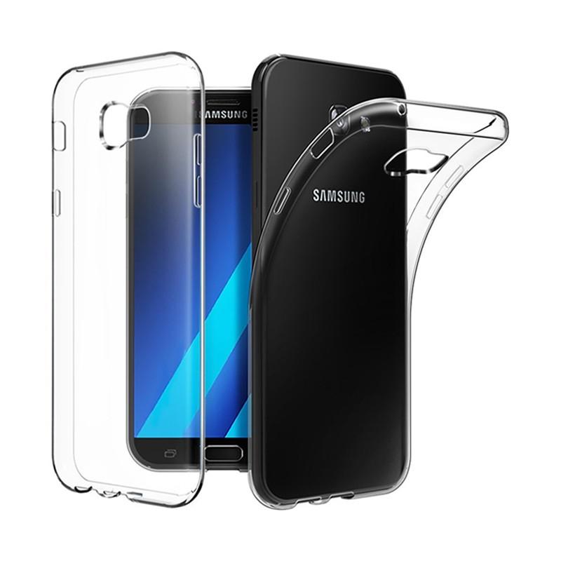 کاور ژله ای برای گوشی موبایل (2017) Samsung Galaxy A7