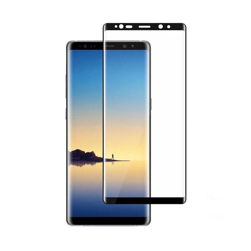 محافظ صفحه نمایش مدل Full Cover برای گوشی موبایل سامسونگ Galaxy Note 8